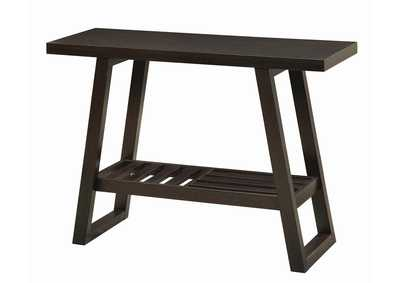 Image for Cappuccino Occasional Group Casual Cappuccino Sofa Table