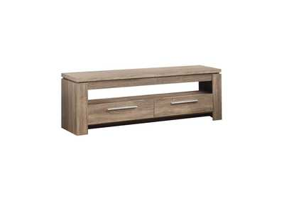 Image for Weathered Brown Transitional Weathered Brown TV Console