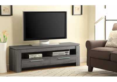 Dark Grey TV Console
