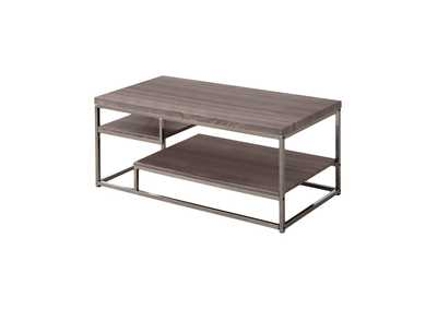 Image for Dark Grey Modern Dark Grey Coffee Table