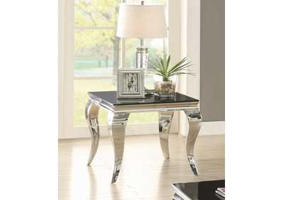 Furniture Palace Abildgaard Black End Table