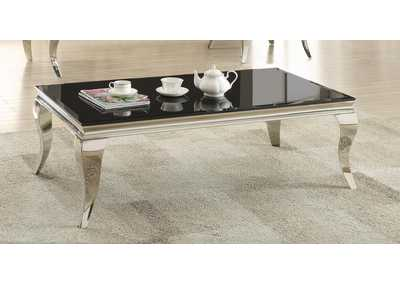 Abildgaard Black Coffee Table