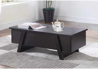 Red Cocoa Coffee Table