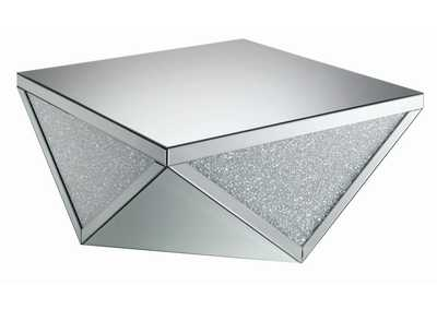 Image for Silver Contemporary Silver Coffee Table