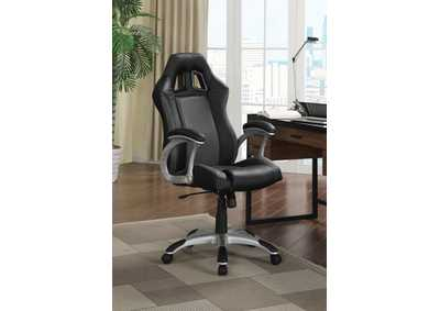 Black/Grey Office Chair