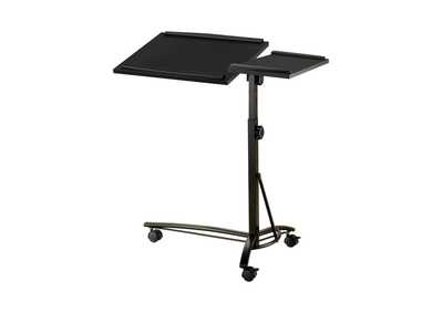 Image for Black Transitional Black Laptop Stand