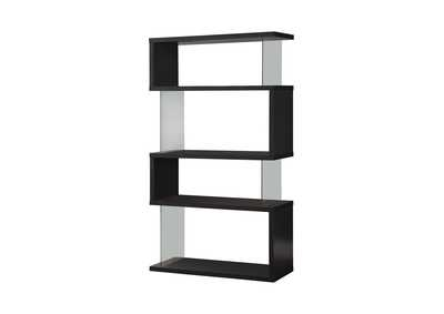 Image for Black Casual Black Bookcase