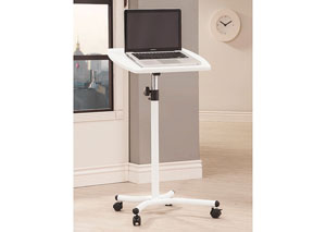 Image for White Laptop Stand