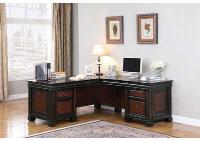 Tate Espresso Executive Desk