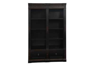 Two Tone Bookcase