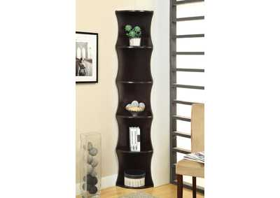 Cappuccino Corner Shelf