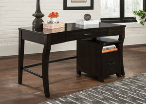 Brown Writing Desk