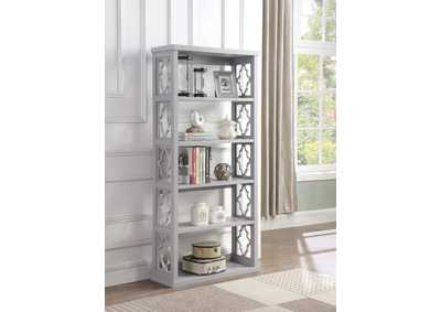 Grey Bookcase