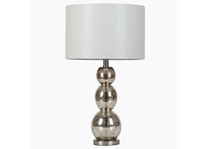 White Golden Table Lamp