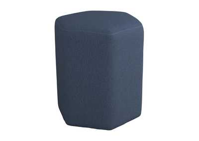 Image for Oxford Blue Stool [Set of 2]