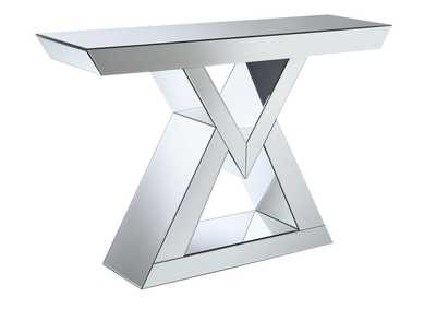 Image for Silver Console Table
