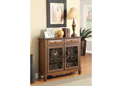 Bronze Accent Cabinet