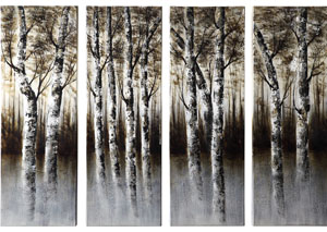 Image for Licorice Through The Woods Wall Art