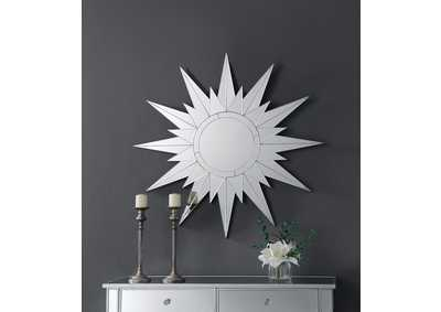 Star Wall Mirror