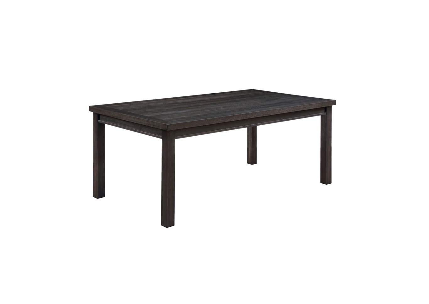 Palmer Brown Dining Table,Crown Mark