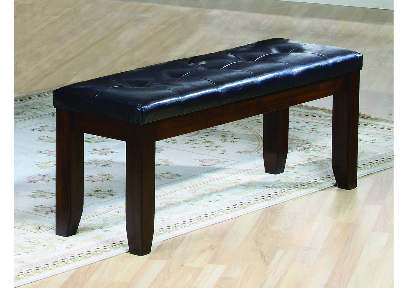 Bardstown Brown Dining Bench,Crown Mark