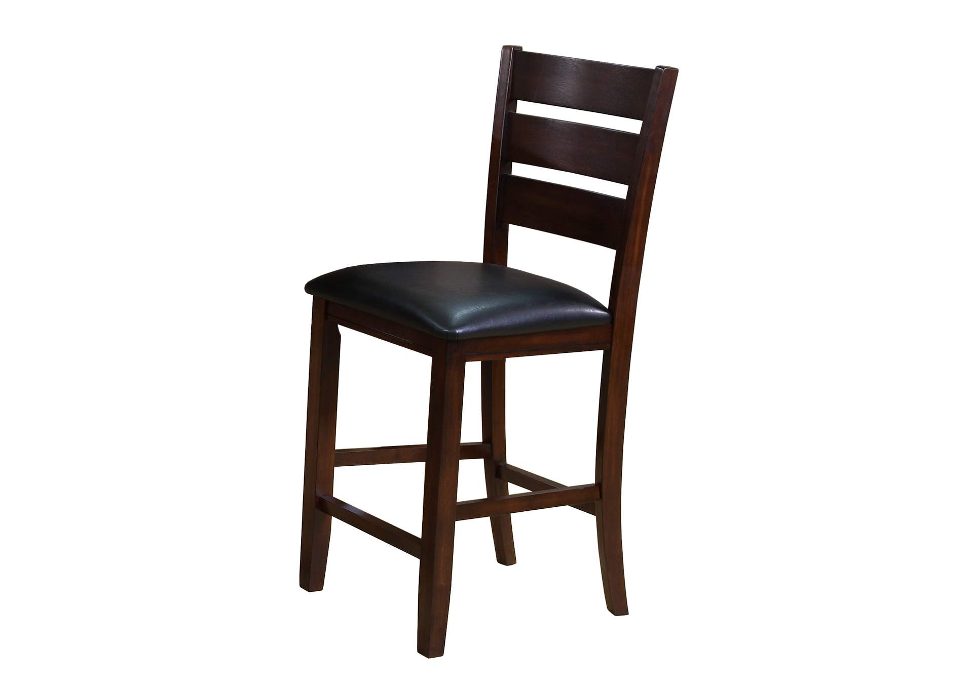 Bardstown Brown Assembled Counter Height Side Chair [2/ctn],Crown Mark