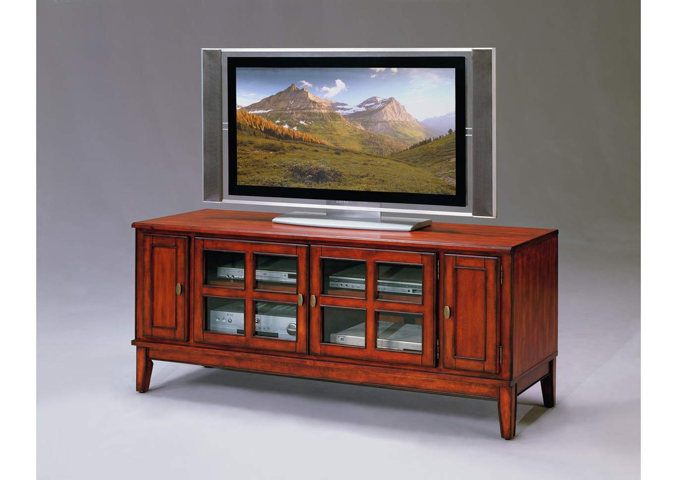 Hawthorne Entertainment Console W/Storage,ABF Crown Mark