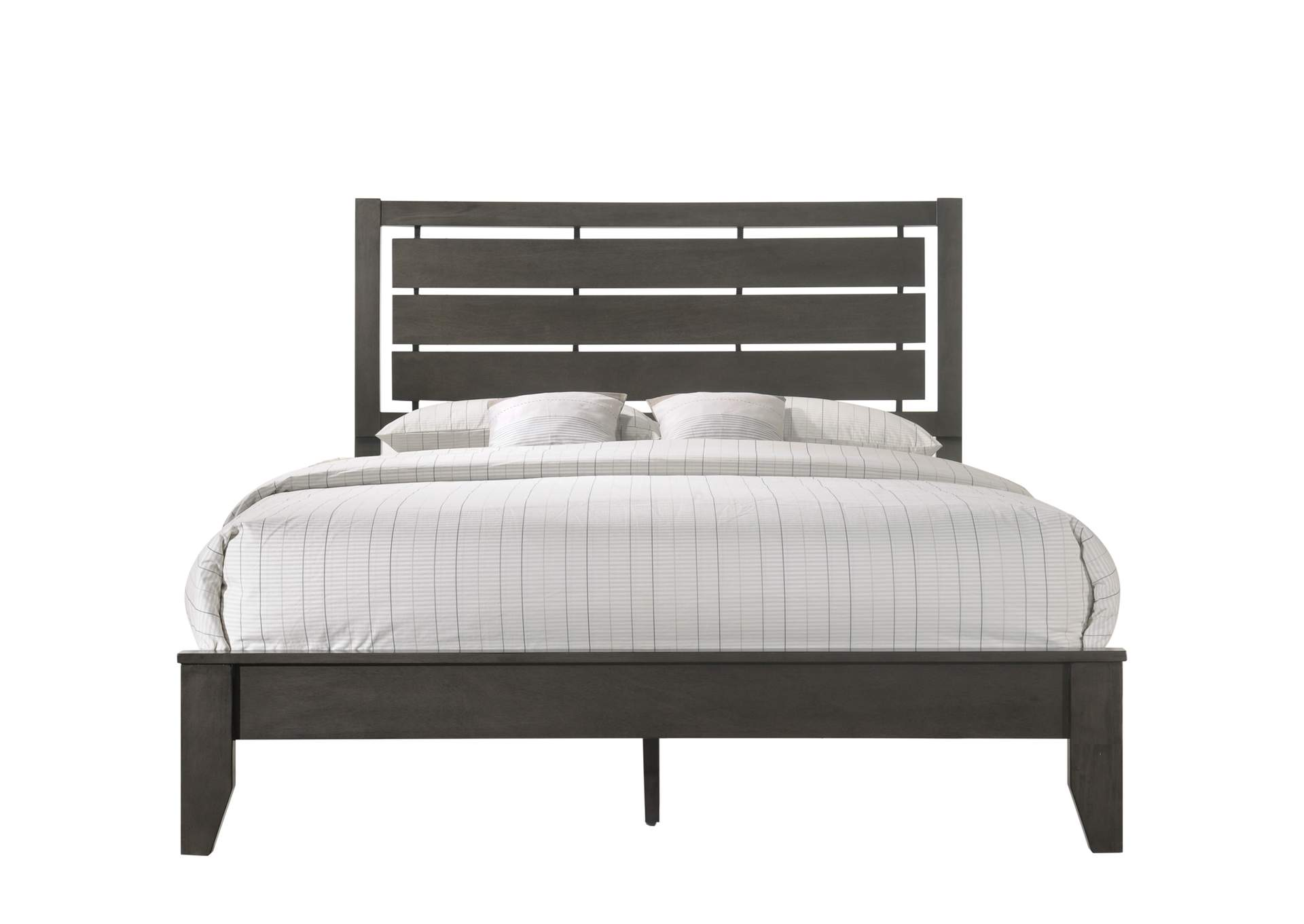 Evan Grey Queen Bed,Crown Mark