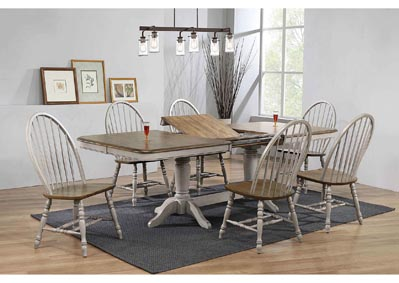 Jack Brown Dining Table