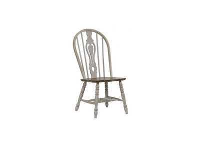 Image for Jack White Keyhole Side Chair