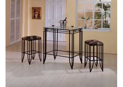 Matrix Bar w/ 2 Stools
