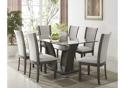 Camelia Grey Dining Table