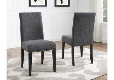 Wallace Gray Dining Chair