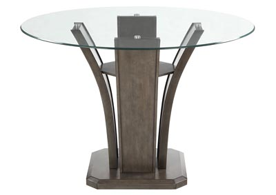 Camelia Grey Counter Height Table