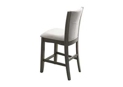 Camelia Grey Counter Height Chair