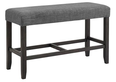 Hemlock Gray Bench