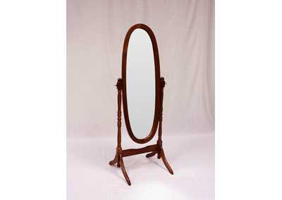 Cherry Cheval Mirror 59.5