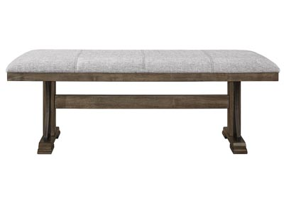 Image for Quincy Brown Dining Bench