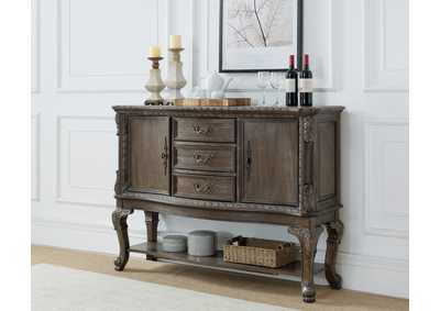 Image for Kiera Grey Sideboard