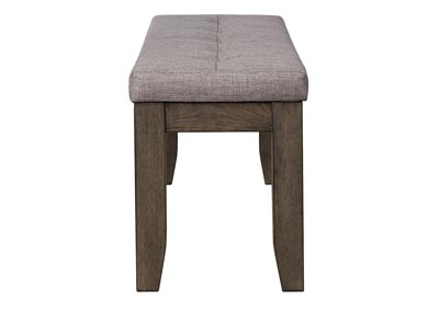 Image for Bardstown Grey Dining Bench