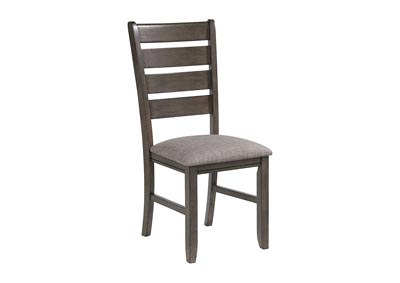 Image for Bardstown Grey Assembled Dining Side Chair [2/ctn]
