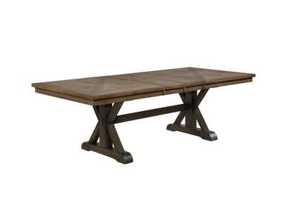 Image for Armina Brown Dining Table