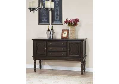 Lyla Turned Leg Sideboard
