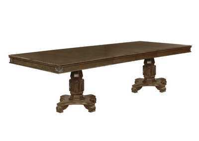 Pierre Pedestal Table