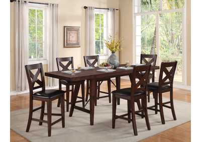 Sierra Counter Height Chairs (Set of 2)