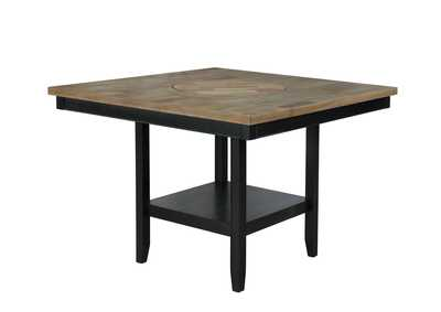 Fulton Black Counter Height Table