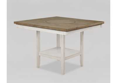 Fulton Brown Counter Height Table