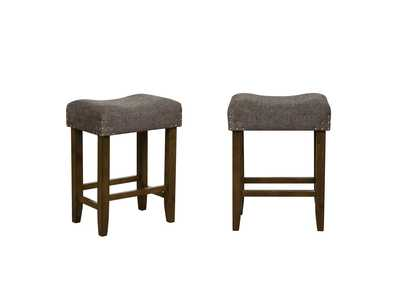 Sheena Dark Gray Stool