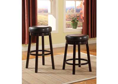 Wendy Espresso Swivel Pub Stool