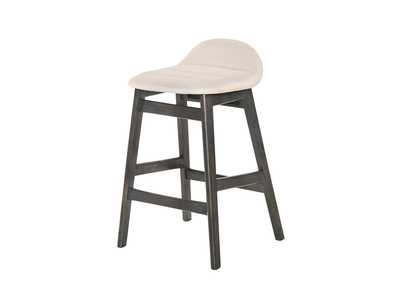 Image for Ivory Counter Height Chairs [2/ctn]